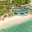 Le Meridien Ile Maurice aerial view