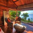 Madagascar Manga Soa Lodge ocean view