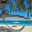 Madagascar Tsarabanjina-resort-beach view