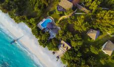 Zanzibar Honeymoon at Manta Resort