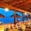 Mauritius Le Meridien Ile Maurice beach dining