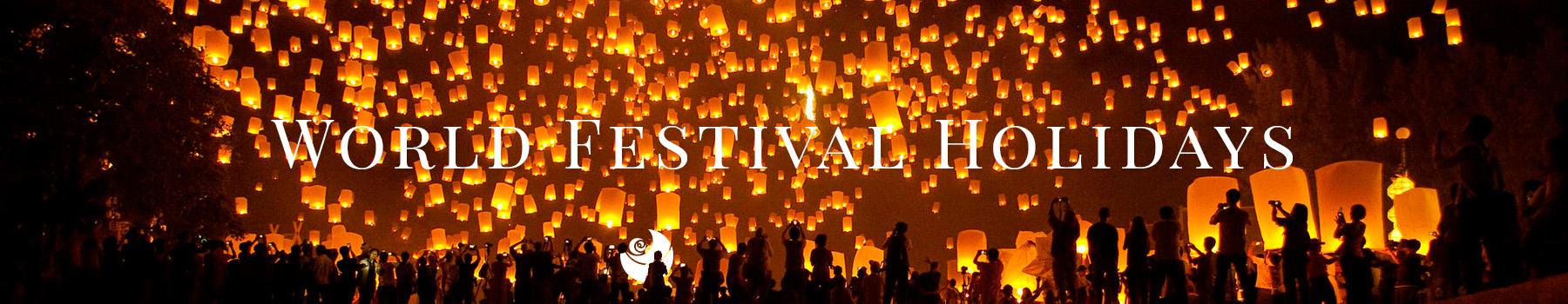 world festival holidays