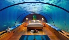 underwater hotel room africa zanzibar