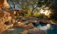 Chobe Game Lodge on a Safari in Botswana