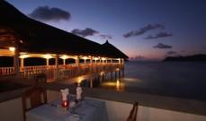 Seychelles Island luxury at La Reserve Beach Hotel on Praslin Island