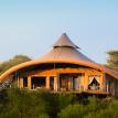Mahali Mzuri Deluxe Camp Masai Mara Tent Exterior