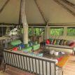 Sango Safari Camp lounge