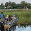 Botswana Safari Okavango Delta river safari