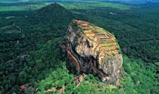 Sigiriya Lion Rock Srilanka
